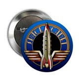 """Space Cadet"" 2.25"" Button"