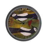 Cool Terrell Wall Clock