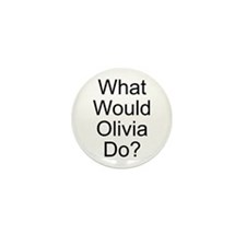 Olivia Mini Button (100 pack)