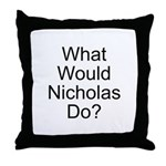 Nicholas Throw Pillow