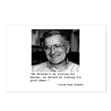 Cute Chomsky Postcards (Package of 8)