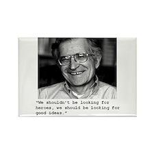Funny Chomsky Rectangle Magnet