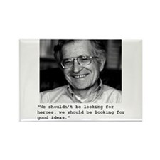 Unique Noam chomsky Rectangle Magnet (10 pack)