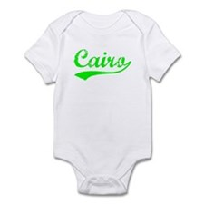 Vintage Cairo (Green) Infant Bodysuit
