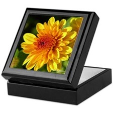 Golden Mum Keepsake Box