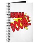 KRAKADOOM! Journal