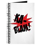 KABLAM! Journal