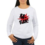 KABLAM! Women's Long Sleeve T-Shirt