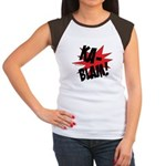 KABLAM! Women's Cap Sleeve T-Shirt