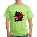 KABLAM! Green T-Shirt