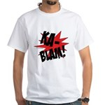 KABLAM! White T-Shirt