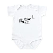 P-47 Thunderbolt Infant Bodysuit