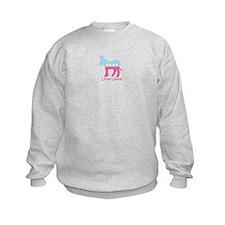 Little Liberal - Girly Sweatshirt