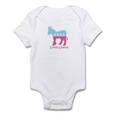 Little Liberal - Girly Infant Bodysuit