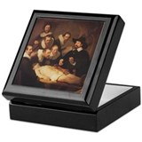 Anatomy Lecture Keepsake Box