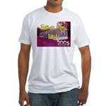 Trailer Park Party Fitted T-Shirt