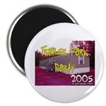 Trailer Park Party Magnet