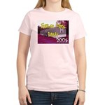 Trailer Park Party Women's Pink T-Shirt