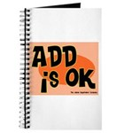 ADD Is Ok Journal