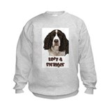 Love A Springer Sweatshirt