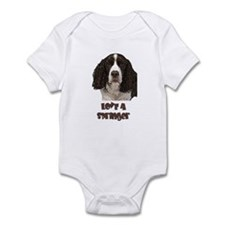 Love A Springer Infant Bodysuit