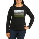 Dunorlan Park, Kent Women's Long Sleeve Dark T-Shi