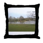Dunorlan Park, Kent Throw Pillow
