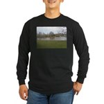 Dunorlan Park, Kent Long Sleeve Dark T-Shirt