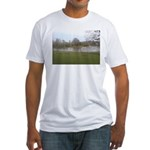 Dunorlan Park, Kent Fitted T-Shirt