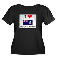 I Love Falkland Islands T