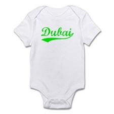 Vintage Dubai (Green) Infant Bodysuit