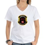 Springfield Missouri Women's V-Neck T-Shirt