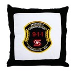 Springfield Missouri Throw Pillow