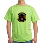 Springfield Missouri Green T-Shirt