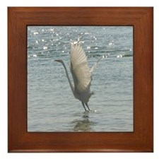 Taking Flight Framed Tile