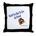Would You Like To See My Pian Throw Pillow