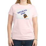Would You Like To See My Pian Women's Pink T-Shirt