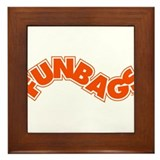 Fun Bags Framed Tile