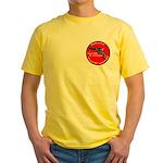 Infringement-4 Yellow T-Shirt