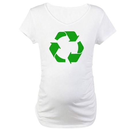 Recycle Maternity T-Shirt