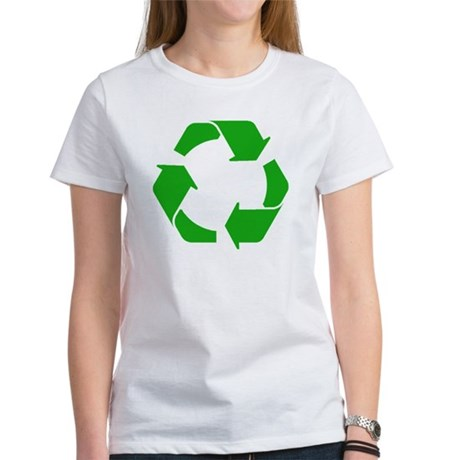 Recycle Women's T-Shirt