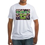 NIMBY Killer Bees Fitted T-Shirt