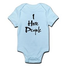 Cute People suck Infant Bodysuit