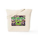 NIMBY Killer Bees Tote Bag