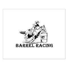 Barrels Small Poster