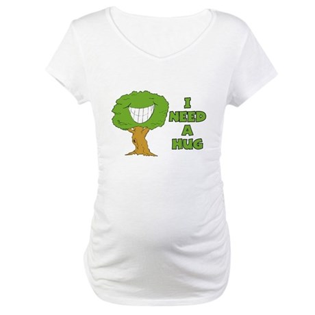 I Need A Hug Maternity T-Shirt
