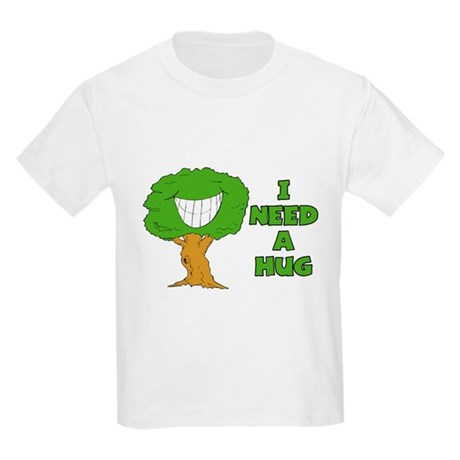I Need A Hug Kids Light T-Shirt