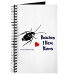 Roaches I Have Known Journal