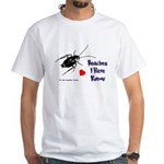Roaches I Have Known White T-Shirt
