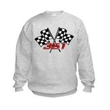 351 Checkered Flags Sweatshirt